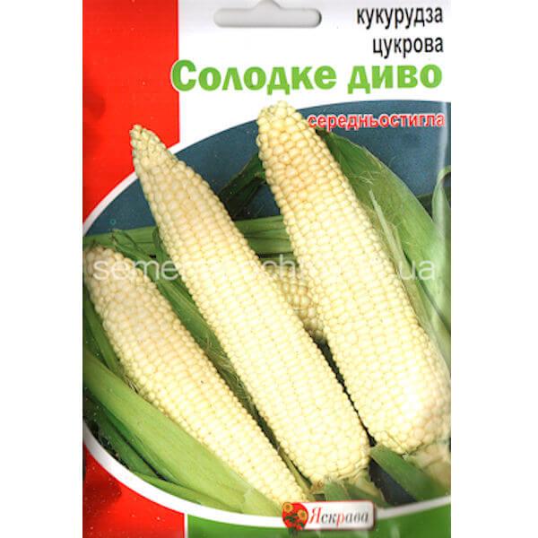 Кукуруза СЛАДКОЕ ЧУДО