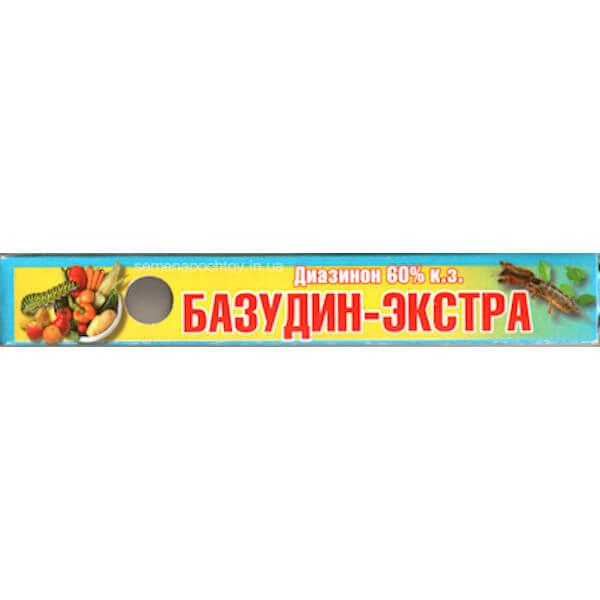 Инсектицид БАЗУДИН ЭКСТРА РОССИЯ 12.5 мл