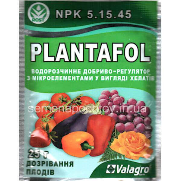 Удобрение PLANTAFOL ТД КИССОН