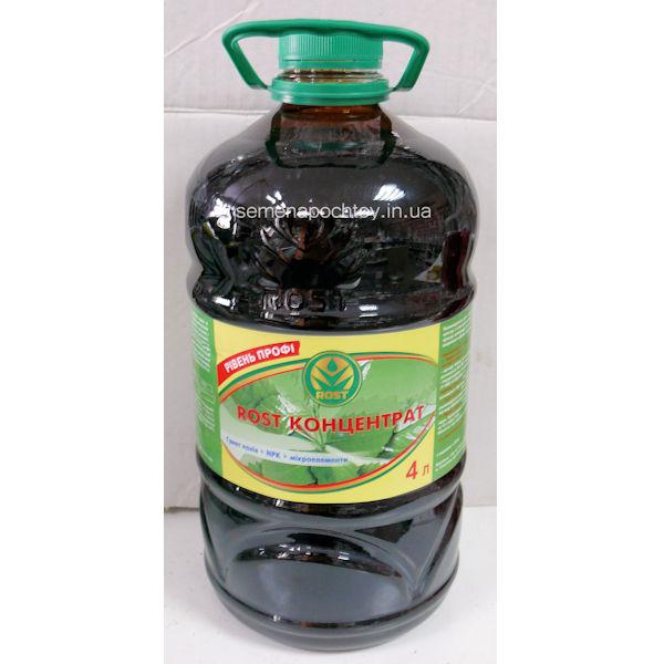 Удобрение ROST КОНЦЕНТРАТ 4 литра